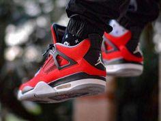 Nike Air Jordan IV Toro Bravo - 2013 (by   a0ne  )  MensFashionSneakers Buy  Sneakers d3c3040b86cd