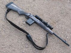 Ruger Scout 308 Winchester