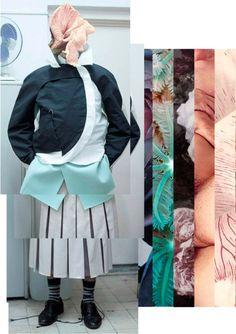 Polscy projektanci w Rzymie - Fashionweare.com Michał Mrzygłód