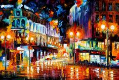 SPARKS OF FREEDOM - LEONID AFREMOV by *Leonidafremov on deviantART