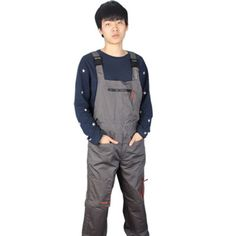 Work overalls men protective coverall Repairman strap Jumpsuits Trousers work uniforms Plus Size Sleeveless overalls Cargo Pants Camisa F1, Work Overalls, Safety Clothing, Work Uniforms, Cargo Pants, Jeans, Work Wear, Jumpsuits, Trousers