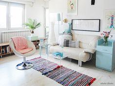 Meeha Meeha: Beachy Living Room