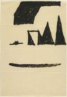 "vjeranski: "" Felt Sculptures, 1964 Joseph Beuys """