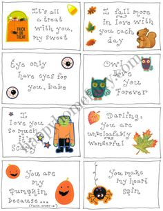 A Happy Halloween for the Happy Hubby – FREE Printable! « Happy Home Fairy
