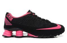 Womens Nike Shox Turbo 21 Black Pink 36-40 Greece 6dd7f1d8b