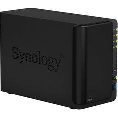 Synology DiskStation DS216+II SAN/NAS Server