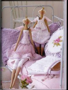 Tilda lavender  angels #1