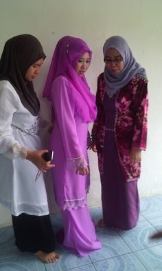 Hijab Engagements day