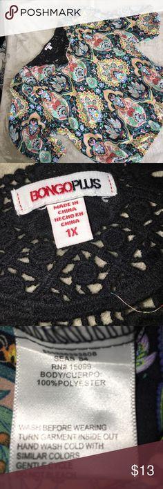 Bingo blouse Excellent condition BONGO Tops Blouses