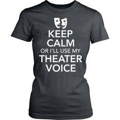 Theater - Keep Calm Voice