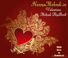 Henna Mehndi Designs of Latest, Modern and Colorful Patterns - Part 18 Calligraphy Heart, Henna Mehndi, Mehendi, Heart Wallpaper, Doodle Sketch, Holiday Themes, Love Symbols, Mehndi Designs, Color Patterns