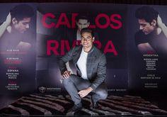 """Nuevo disco de Carlos Rivera """"Yo creo"""" y concierto en el Auditorio Nacional"""