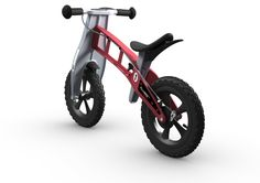 Amazon.com: FirstBIKE Cross Bike with Brake, Red: Toys & Games
