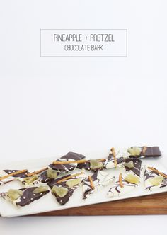 Chocolate Bark | Thoughtfully Simple
