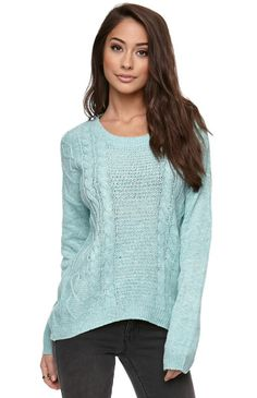 Roxy 5G Fisherman Cable Sweater - Win a $1,000 PacSun Gift Card #pacsun #wishandpin