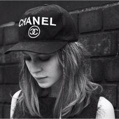 Chanel basecap