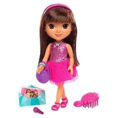 Fisher-Price Nickelodeon Dora & Friends Dance Party Dora Doll