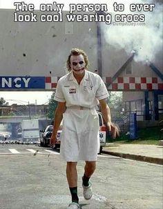 Joker's joke Batman Arkham City, Gotham City, Der Joker, Heath Ledger Joker, Heath Ledger Quotes, Jason Todd Batman, Poison Ivy Batman, Dc Comics, Funny Comics