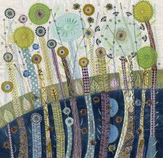 NANCY NICHOLSON: Some work from the past
