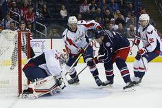 Washington Capitals vs. Columbus Blue Jackets - 11/20/16 NHL Pick, Odds, and Prediction