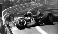 Graham Hill - Spanish Grand Prix, 1969