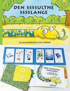 Dialogisk læsning, fortællerkort, dyr