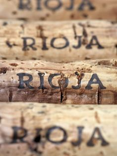 Rioja wine is the best.