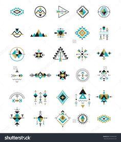 esoteric alchemy boho bohemian sacred geometry tribal and aztec sacred geometry mystic shapes symbols Symbole Triangle, Boho, Principles Of Art, Tribal Patterns, Symbolic Tattoos, Native Art, Illuminated Manuscript, Sacred Geometry, Geometry Art