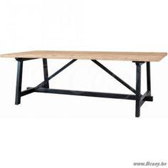"Lifestyle94-Lifestyle Brugge Dining Table 240X100X76 <span style=""font-size: 6pt;""> Tafel-eettafel-table-a-manger-Table-de-repas-Dinner-table-Tisch-Esstisch </span>"