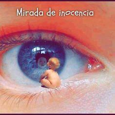 Mirada de inocencia