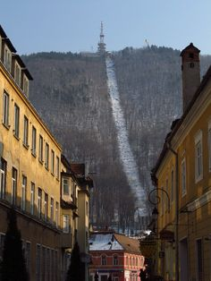 in Brasov Brasov Romania, Site History, Great Shots, Eastern Europe, Places To Travel, Places Ive Been, Wanderlust, Around The Worlds, Country