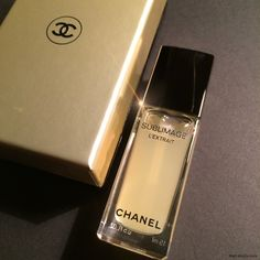 The Beauty Cove: CHANEL • LA BELLEZZA SUBLIMATA con SUBLIMAGE L'EXTRAIT