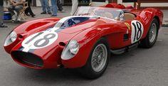 1957 Ferrari 250 Testarossa [800x411] - see http://www.classybro.com/ for more!