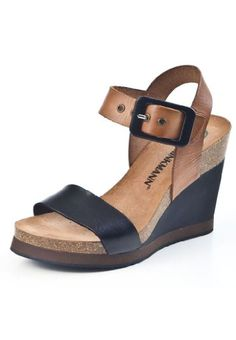 Comfortabel Damen Sandalette: Amazon.de: Schuhe & Handtaschen 74,95