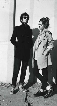 Fab Moretti y Binki Shapiro.