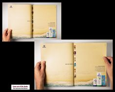 amazing advertisements for sunscreen - Google Search