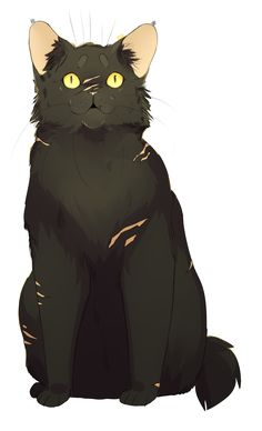 Yellowfang by DannoItanArt.deviantart.com on @DeviantArt