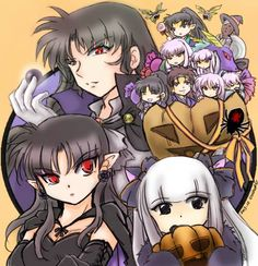 Naraku's family