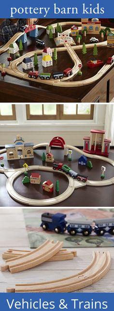 Vehicles & Trains
