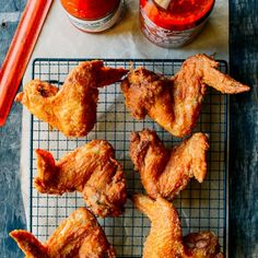 Fried Chicken Wings- Chinese Takeout Style. It's the best recipe out there!