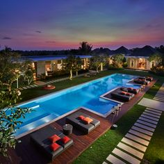 Bali Yoga and Wellness Retreat Bali Retreat, Bali Yoga, Steps Design, Overseas Travel, Swimming Pools Backyard, Outdoor Landscaping, Vacation Places, Exterior Design, House Design