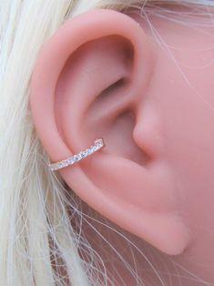 Body jewelry cartilage ear studs cute cool leaf angel wing feather tragus helix piercing earrings parts pendants,earrings - Custom Jewelry Ideas Ear Peircings, Cute Ear Piercings, Ear Piercings Cartilage, Cartilage Earrings, Conch Piercing Jewelry, Orbital Piercing, Daith, Bar Stud Earrings, Ruby Earrings