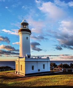 We stay at Norah Head Lighthouse keepers quarters and experience a truly beautiful and historic Central Coast