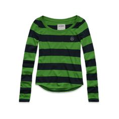 Girls Abercrombie and Fitch Leanne tee