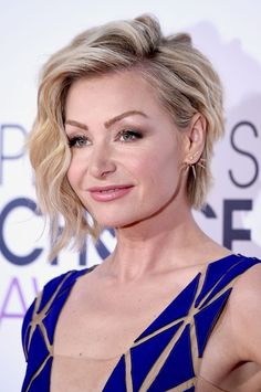 Portia de Rossi - 2014 People's Choice Awards - Red Carpet Fashion ... Portia De Rossi Will Be on Scandal for Top Secret Arc—It's True .