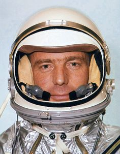 Mercury Astronaut Scott Carpenter