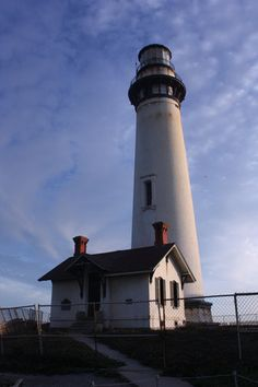 A brief stop at Pigeon Point Lighthouse