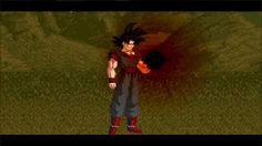 DragonBall Z: Return of Evil Goku Movie (Animation)