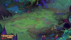 ArtStation - Swamp Location 02, Timofey Razumov