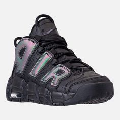 huge selection of 4abc3 e2037 Big Kids  Nike Air More Uptempo SE Basketball Shoes